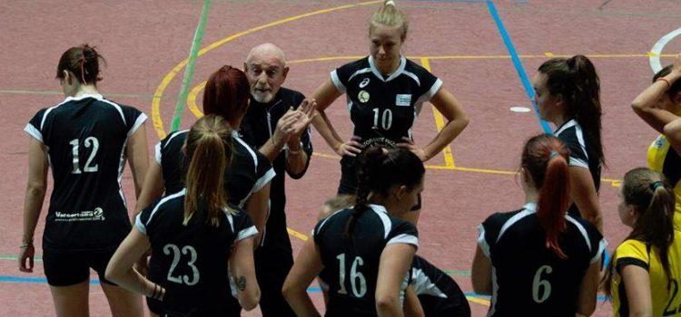 Valle Volley, inizia con una sconfitta l'avventura in Serie D