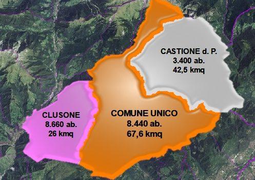 SI o NO alla Fusione dei Comuni di Cerete, Onore, Songavazzo, Rovetta e Fino del Monte? Partecipa al sondaggio