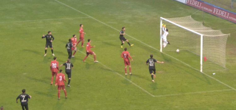 Gol di De Angeli al 94esimo, finisce 1 a 0 per la Virtus Bergamo contro il Monza