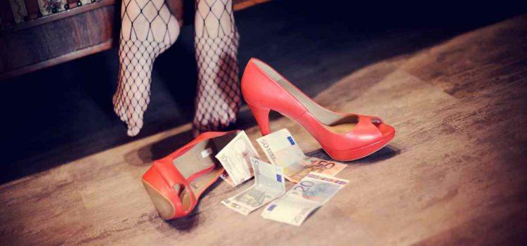 Anche le prostitute devono pagare le tasse