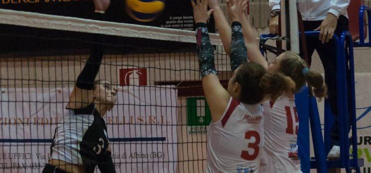 Valle Volley: sconfitta al Tie Break nella trasferta di Brescia