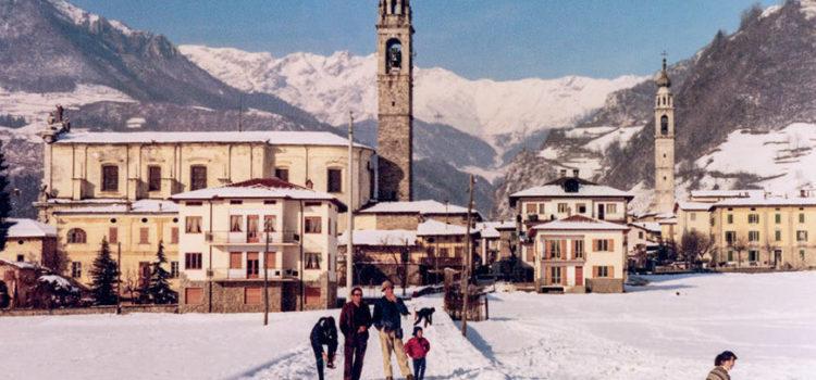 """629 scatti fotografici di Ardesio nel libro """"…Ricordi…"""""""