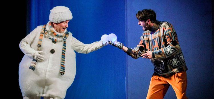 Neve, lo spettacolo teatrale per bambini ad Albino