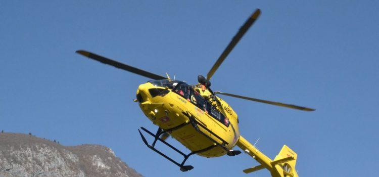 Escursionista ferito in Presolana, grave 50enne