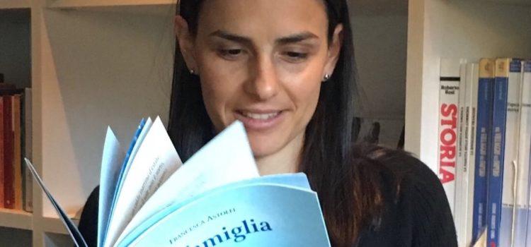 """""""La famiglia E"""", il libro illustrato di Francesca Astolfi protagonista a Clusone"""