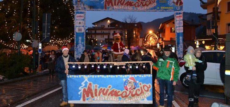 Domenica 1 gennaio Selvino festeggia il 2017 con la 30esima edizione della Minimarcia di Natale