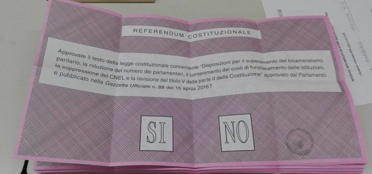 Referendum, tutti i dati della Val Seriana: in 7 Comuni ha vinto il SI