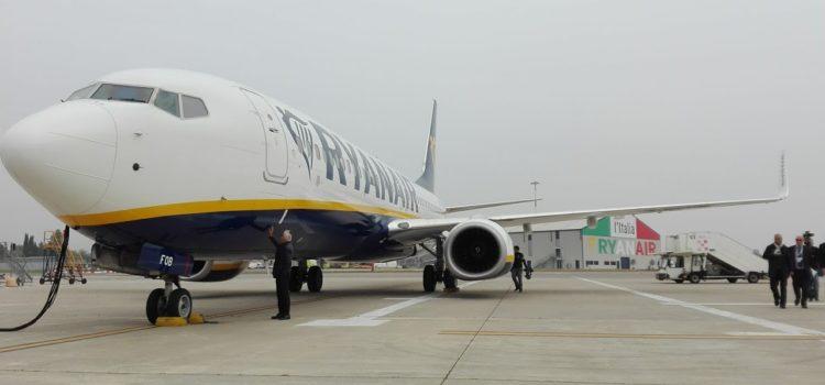 Bergamo: 3 nuove rotte e 5 collegamenti per Ryanair entro il 2018