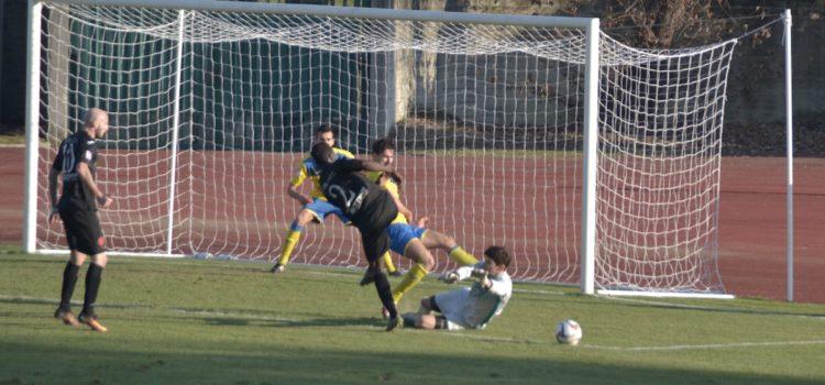 Termina con una vittoria della Virtus Bergamo l'ultima di andata contro il Levico Terme