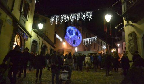 Sabato tutti a Clusone: in centro c'è la Notte Bianca