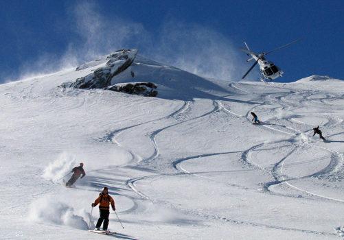 Eliski per sciare fuoripista, in Italia potrebbe essere vietato