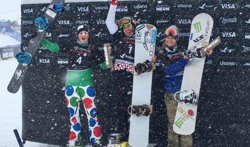 Snowboardcross, super Michela Moioli torna sul podio della Coppa del Mondo