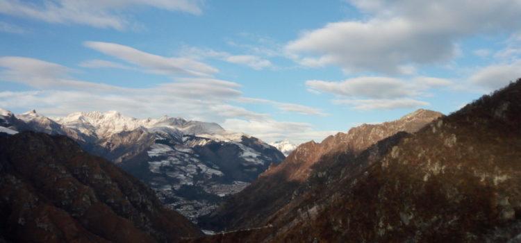 Meteo – Fine settimana meno gelido con alcuni passaggi nuvolosi