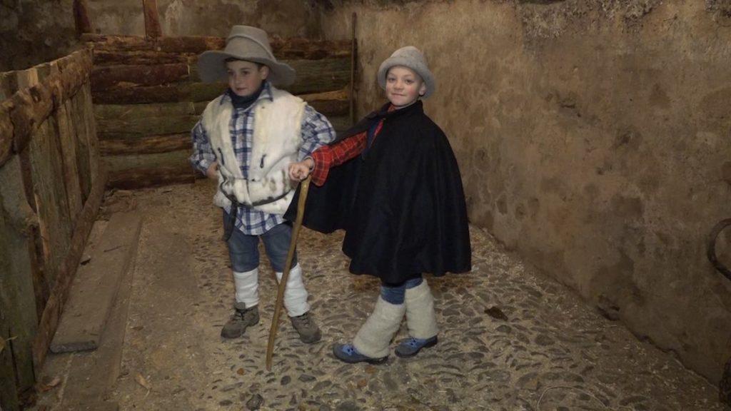 Il presepe vivente a Casale Monferrato
