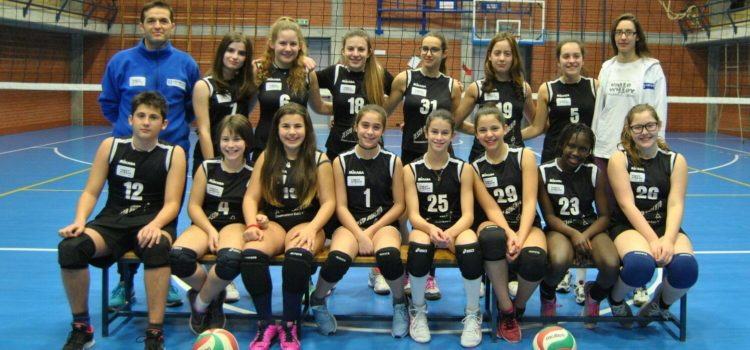 Valle Volley, a Casnigo divertimento e aggregazione con le mini allieve