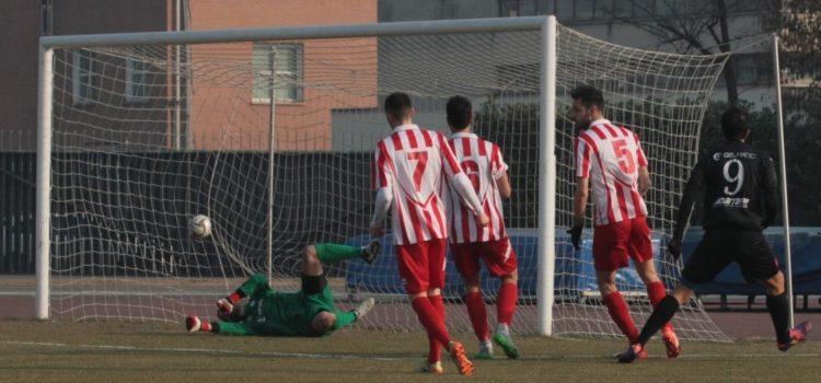 Grande vittoria per la Virtus Bergamo, finisce 3 a 1 contro il Caravaggio