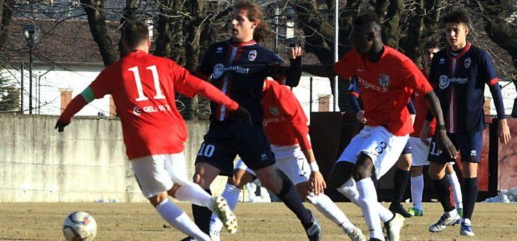 Sconfitta casalinga per la Virtus Bergamo, vittoria del Ciserano nel primo derby bergamasco di ritorno