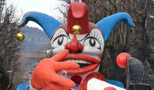 Martedì 28 febbraio Clusone si colora con la 65esima edizione del Carnevale Baradello