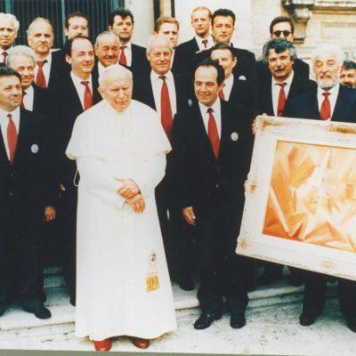 Il Coro Idica in tournée a Roma