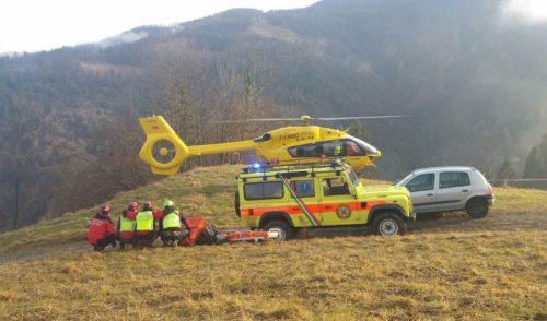 Fungaiolo bergamasco perde la vita ad Albareto in provincia di Parma