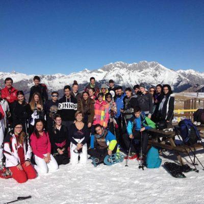 Sicurezza in montagna: al Monte Pora studenti insieme per Einar Carrara