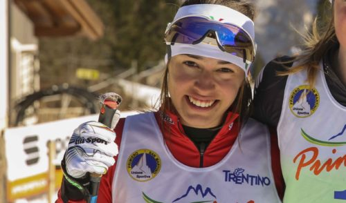 Martina Bellini convocata per l'incorporamento nell'Esercito per la disciplina di sci nordico