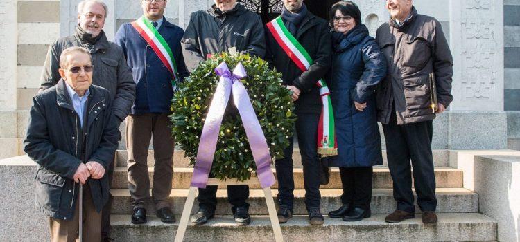Gazzaniga, al Mausoleo il ricordo della famiglia Briolini