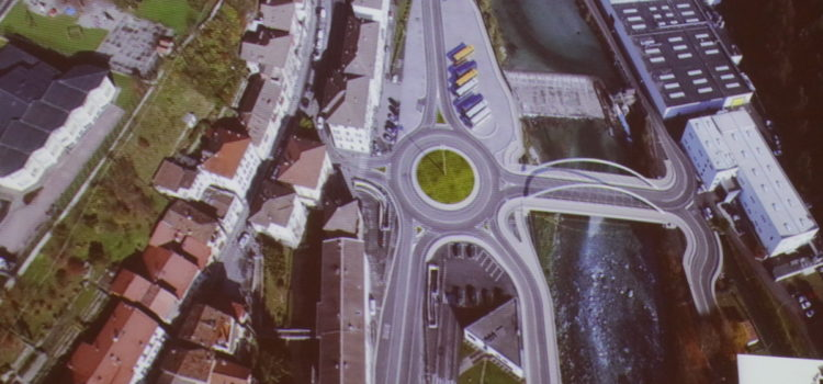 Ponte Nossa, arrivano i soldi per la rotatoria: l'opera si farà nel 2018