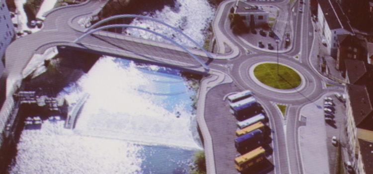 Il finanziamento per la rotonda di Ponte Nossa è ufficiale