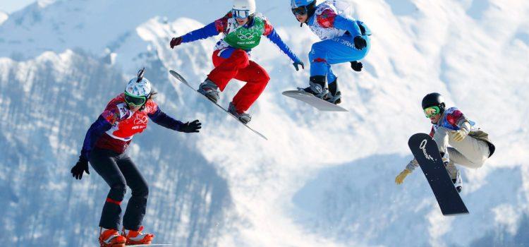 3 giorni di snowboard cross con la Coppa Europa a Colere