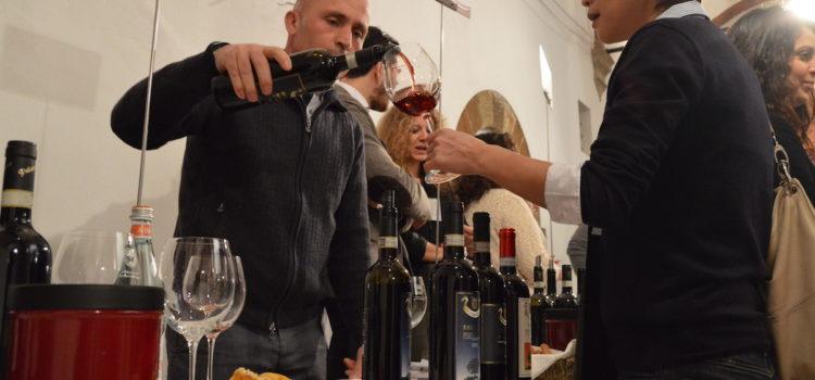 Montalcino, il Mais Spinato di Gandino sposa il Brunello all'anteprima mondiale – foto