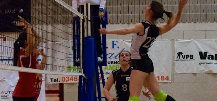 Valle Volley: Canottieri Mincio battuto, altri tre punti salvezza