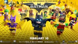 Silenzio in sala – LEGO Batman – Il film (The Lego Batman Movie)