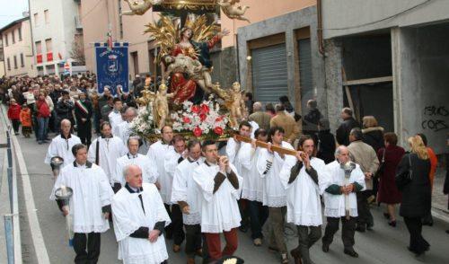 Domenica 18 marzo a Leffe è il giorno della Madonnina