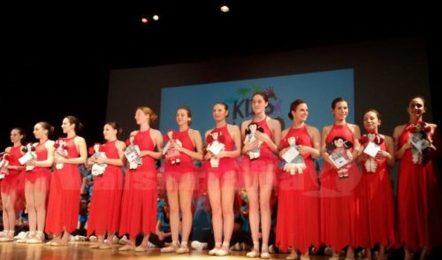 Colori ed emozioni per Unicef, a Gandino trionfa la solidarietà – foto