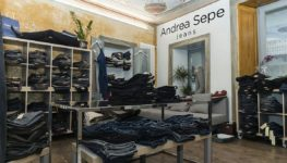 Andrea Sepe Jeans, il made in Italy trova casa a Gandino – video