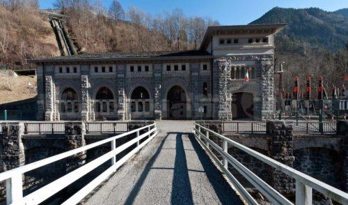 Architettura industriale, domenica porte aperte alla centrale di Gandellino