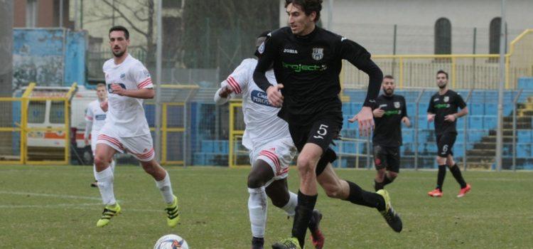 Virtus Bergamo vittoriosa a Lecco, in gol Deri e Amodeo. Seriani quarti in classifica