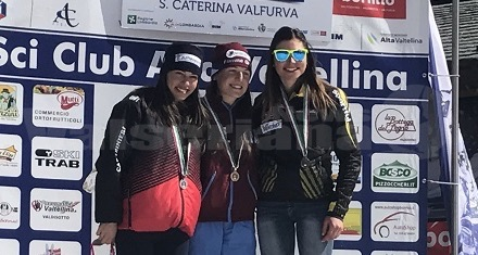 Argento per Martina Bellini e bronzo per Fabio Pasini nei Campionati Italiani Assoluti di sci nordico