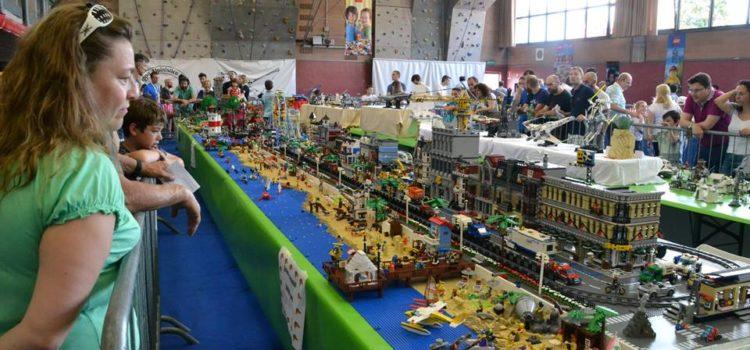 Mattoncini in Villa, nel weekend torna l'imperdibile esposizione LEGO