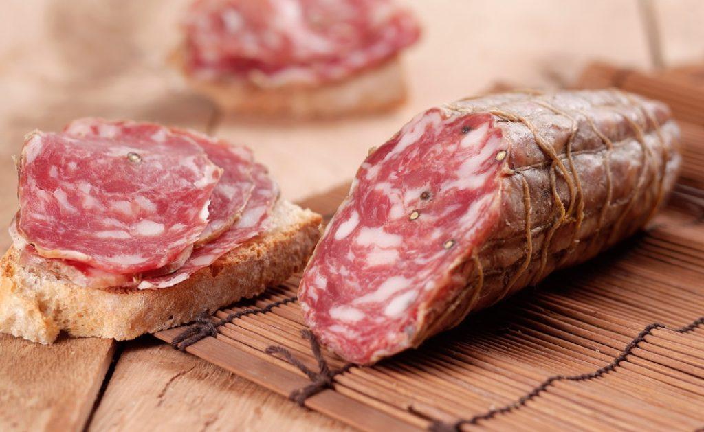 Ritirato salame bergamasco all'Eurospin La segnalazione dal