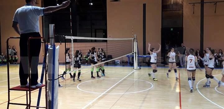 Valle Volley: derby seriano all'Oro Volley Nembro