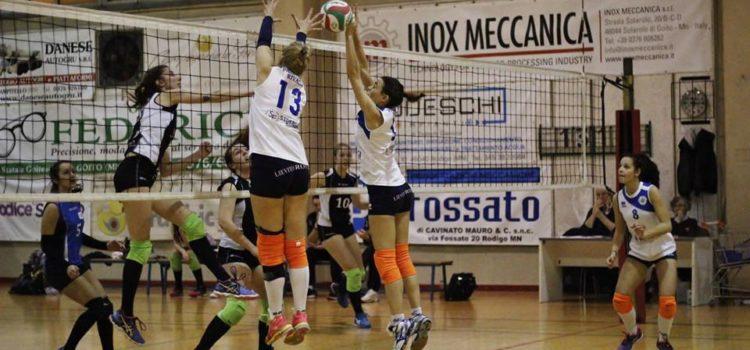Valle Volley: questa sera a Gazzaniga per il passo salvezza