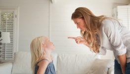 """Riflessi di psiche – L'importanza del """"no"""" nei primi anni di vita del bambino"""