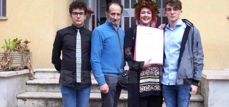 Quarantasette anni, si laurea alla Sapienza di Roma: mamma Farida ora punta al Master