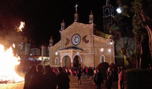 Fiorano al Serio: visite guidate, staffetta e falò per San Giorgio