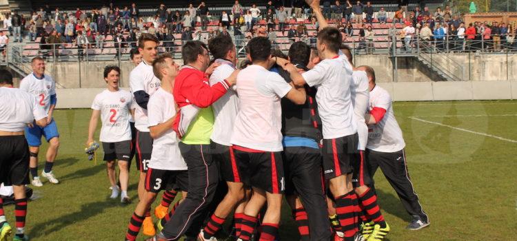 La Gandinese 2015 promossa in Seconda Categoria