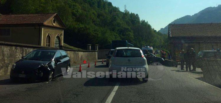 Incidente al Ponte del Costone, strada libera e nessun ferito grave