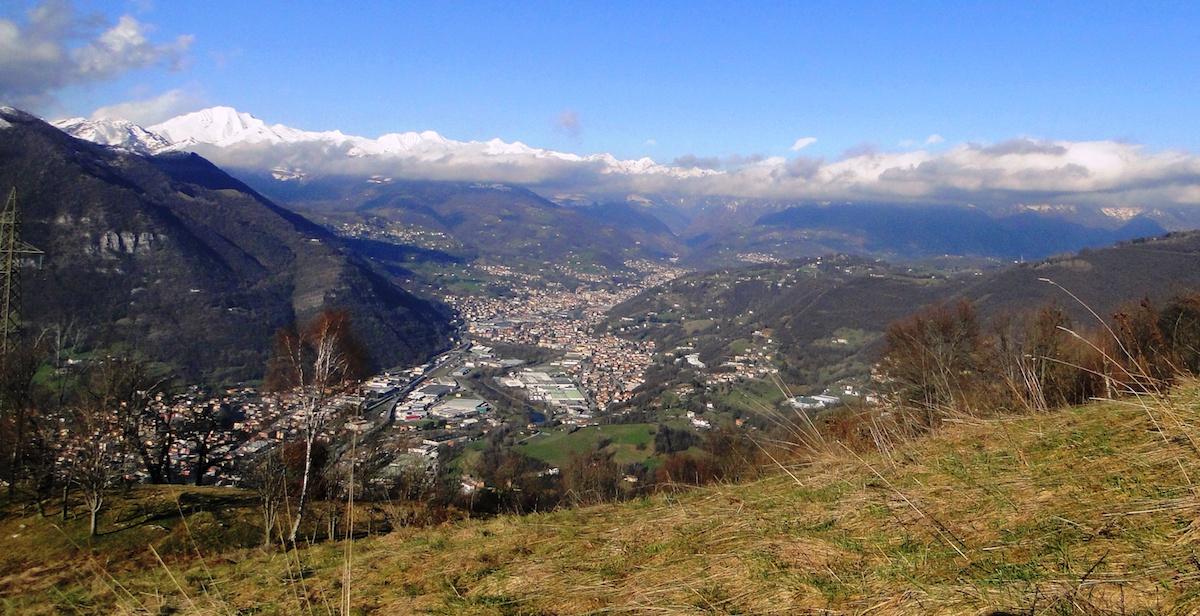Da Valbondione a Ranica, in 23 Comuni della Val Seriana ...