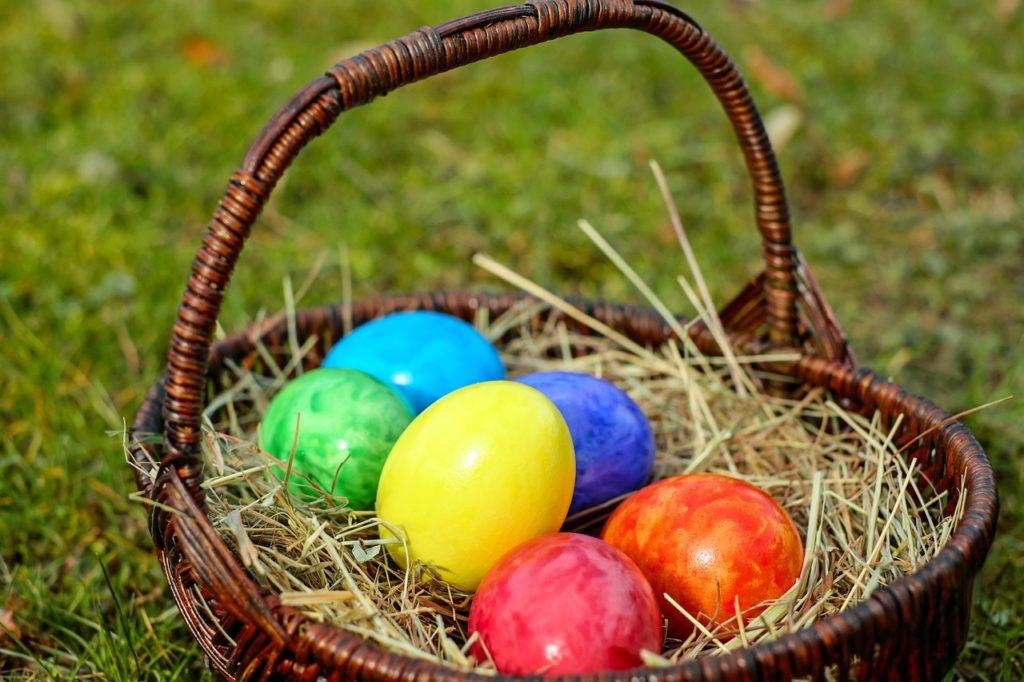 Pasqua e Pasquetta: cielo nuvoloso e possibili piogge